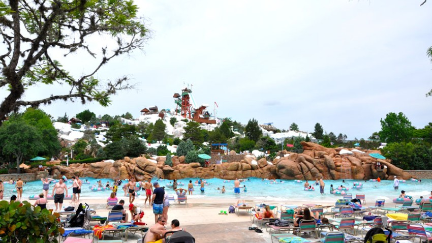 Blizzard-Beach-Wellenbad