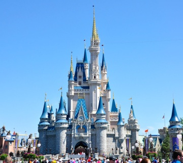 Magic Kingdom - Die Welt von Walt Disney