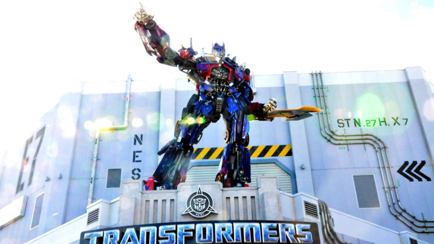 Transformers-The-Ride